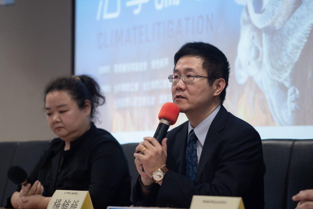 台中律師公會理事長楊銷樺律師
